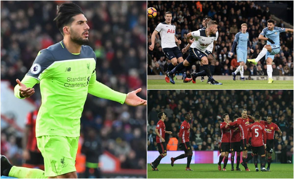 """Dự đoán vòng 18 Premier League: Man City """"làm thịt"""" gà trống Tottenham; MU và Liverpool cùng nhau vượt khó"""