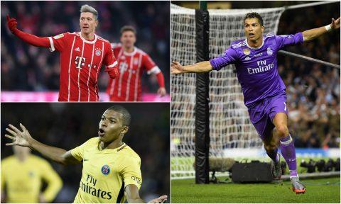 Ronaldo và những kỷ cực kỳ lục thú vị tại Champions League