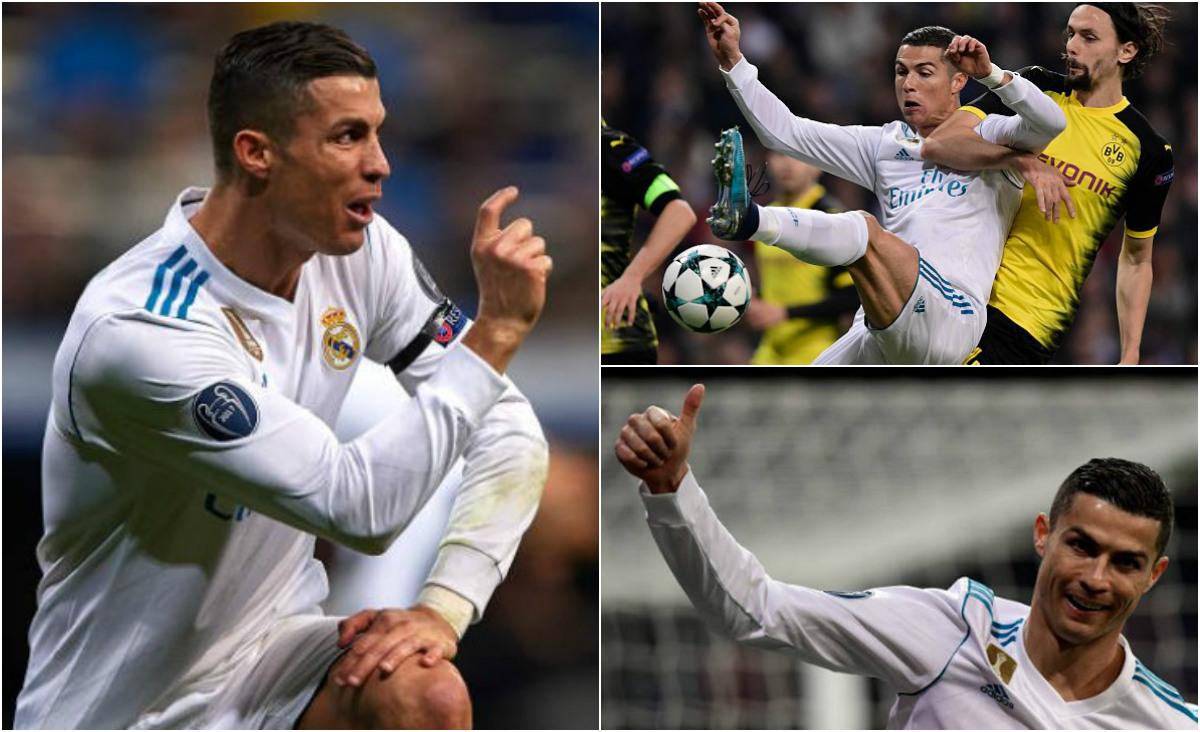 """CHÙM ẢNH: Muôn vàn cảm xúc của Ronaldo trong ngày Real """"suýt bị bật kèo"""""""