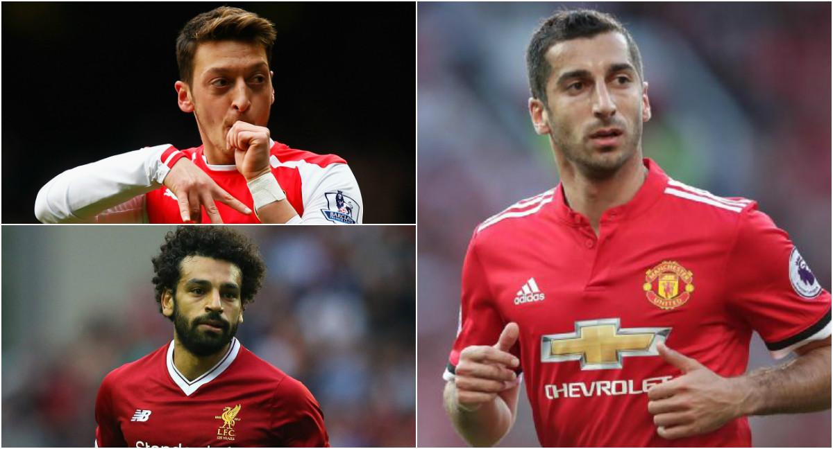 TIN CHUYỂN NHƯỢNG ngày 12/12: Arsenal phá két vì Ozil; Real muốn có Salah