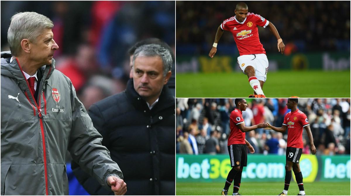 Những lý do để tin rằng Arsenal sẽ không thể hạ gục MU: Sự hồi xuân của Young và sức bật từ bộ ba MMJ