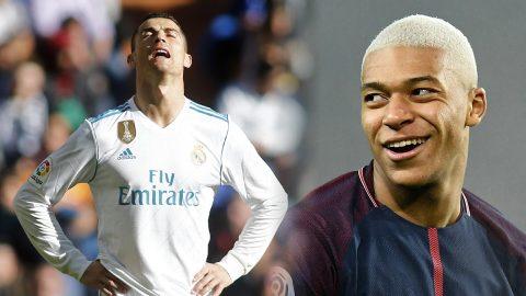 """Mbappe: """"Ronaldo ư, anh ta chẳng còn là gì trong tôi cả!"""