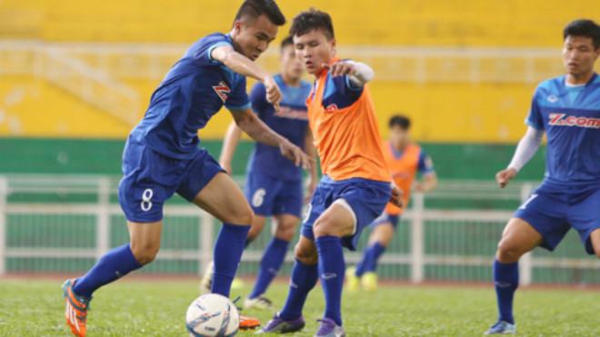 Trước trận gặp Uzbekistan, HLV Park Hang-seo gây bất ngờ khi thay Quang Hải bằng cái tên này!