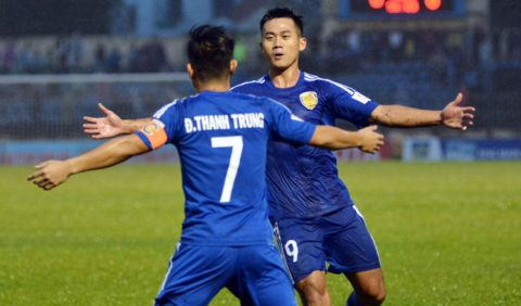 Choáng với số tiền thưởng mà Quảng Nam FC nhận được sau chức vô địch V-League