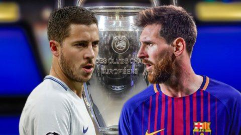 Những điều cực thú vị về 8 cặp đấu vòng knock out Champions League