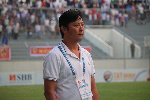 Xác nhận cái tên sẽ thay thế Lê Huỳnh Đức làm HLV trưởng của SHB Đà Nẵng