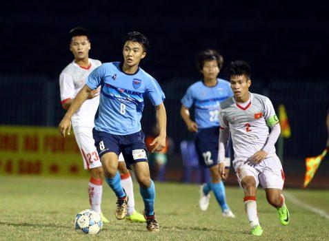 Đẳng cấp chênh lệch, U21 Việt Nam không thể cản U21 Yokohama lên ngôi vô địch