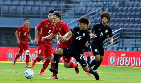 Cầu thủ U23 Thái Lan khóc nức nở hẹn ngày phục thù U23 Việt Nam