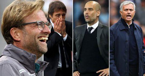 """Vòng bảng Champions League: Ngoại hạng Anh lập nên kỷ lục """"vô tiền khoáng hậu"""""""