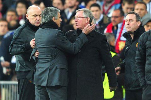 CĐV M.U thêm phần ngán ngẩm vì nhận xét này của Sir Alex về Jose Mourinho?