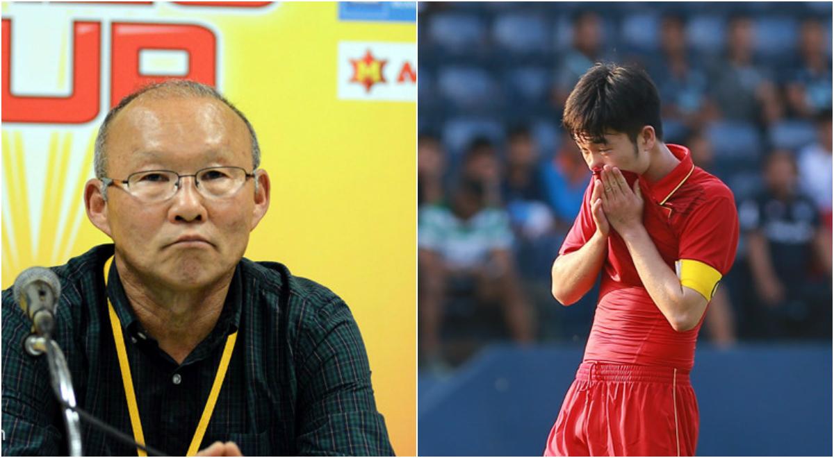 U23 Việt Nam nhận thất bại, HLV Park Hang-seo trách học trò đá kém