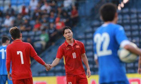 Công Phượng lập công, U23 Việt Nam vẫn thua Uzbekistan vì hàng thủ 'bóp team'