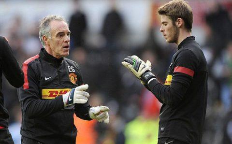 """TIẾT LỘ: """"Kẻ phản bội"""" Man City đã giúp De Gea xuất sắc như ngày hôm nay"""