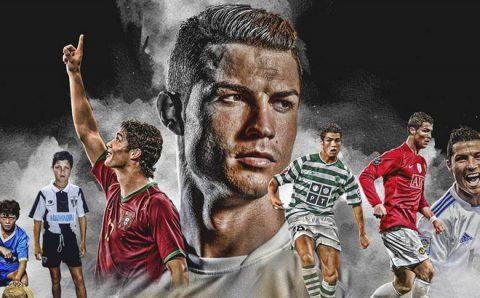 Với Ronaldo, quý giá nhất không phải là Quả bóng vàng, mà là một quả… bóng rách