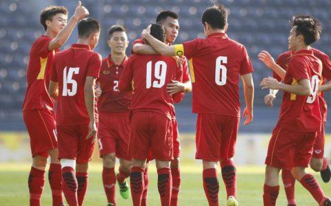 """NÓNG: HLV Park Hang Seo tung đội hình mạnh nhất, quyết """"làm gỏi"""" U23 Thái Lan ngay trên sân của đối thủ"""