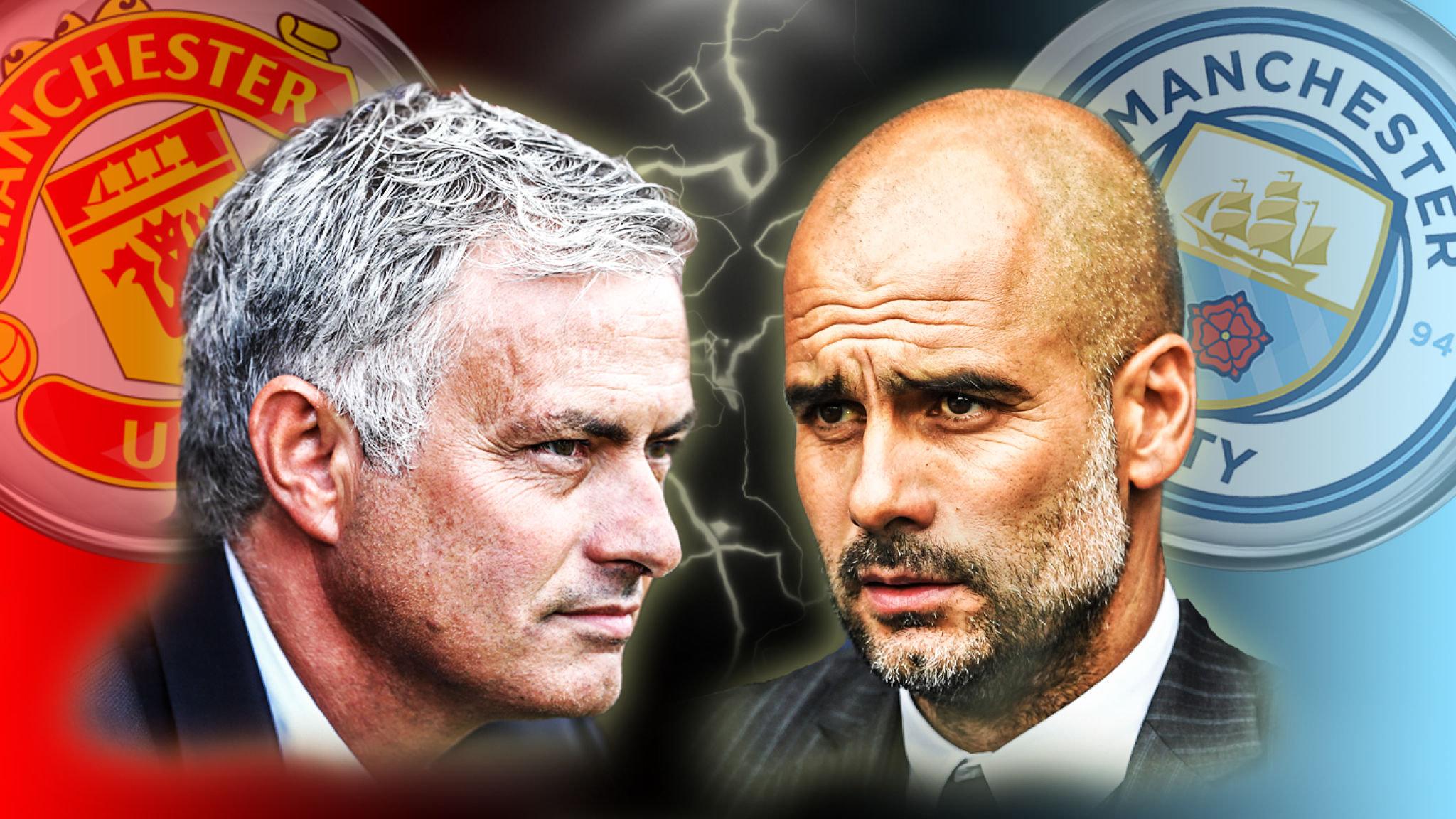 """Có 3 """"lễ vật"""" lớn từ David Moyes, Mourinho lo gì không thắng được Pep Guardiola!"""