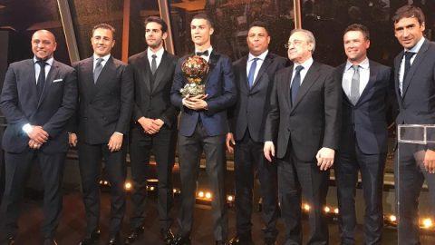 Ronaldo: 'Tôi hay nhất lịch sử bóng đá, không ai toàn diện hơn tôi'