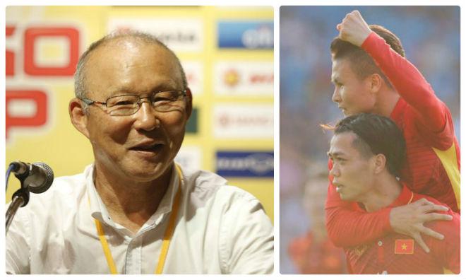 Hạ U23 Thái Lan, HLV Park Hang Seo đi vào lịch sử bóng đá Việt Nam