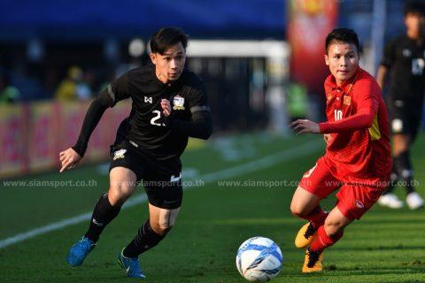 Báo Thái cay cú khi bị Việt Nam bỏ xa trên bảng xếp hạng FIFA