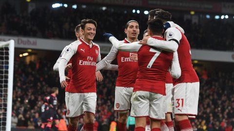 M.U coi chừng: Những dấu hiệu cho thấy hàng công G.O.A.L của Arsenal sẽ 'làm gỏi' Quỷ đỏ
