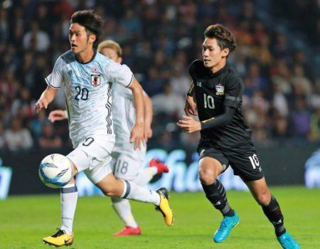 Kết quả U23 Thái Lan vs U23 Nhật Bản: Người Thái gây sốc