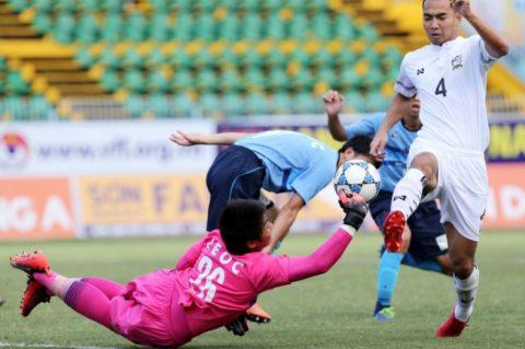 """Sau màn đôi công """"giả vờ"""", U21 Thái Lan nhận kết cục đau đớn hệt như """"đàn anh"""" U23"""