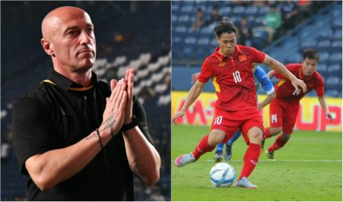 HLV U23 Thái Lan thất vọng khi phải gặp U23 VN, nhận xét phũ phàng về đoàn quân của tướng Park