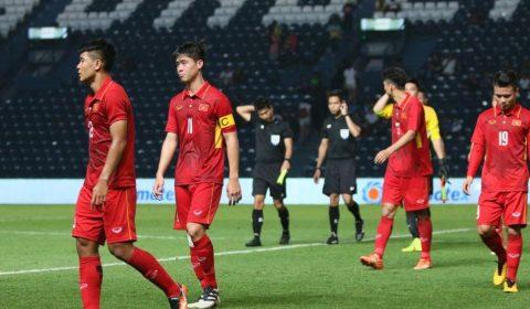 U23 VN nhận mưa chỉ trích sau thất bại; HLV Lê Thụy Hải khẳng định nhiều cầu thủ không xứng đáng góp mặt