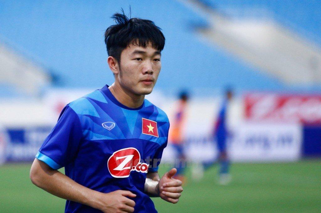 """Xuân Trường """"thống lĩnh"""" đoàn quân U23 Việt Nam sang thi đấu tại giải M-150"""
