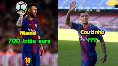 """Top 10 cầu thủ có mức phí phá vỡ hợp đồng cao nhất Barca: Sốc với vị trí của """"Siêu bom tấn"""""""