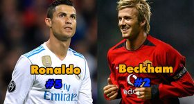 Top 8 cầu thủ bóng đá sút phạt hay nhất thế giới: Ronaldo chỉ xếp thứ 5, số 1 quá xứng đáng
