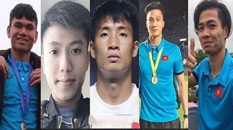 5 người hùng xứ Nghệ của U23 Việt Nam sắp được người dân quê nhà tiếp đón và diễu hành
