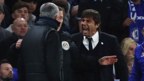Antonio Conte: 'Mourinho mãi mãi là kẻ tiểu nhân, đạo đức giả, thuộc phường hạ đẳng'