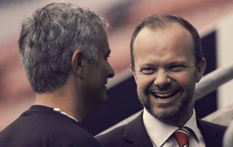 Với Man Utd, tiếp tục chiều chuộng Mourinho chẳng khác nào tự sát