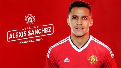 """CỰC NÓNG: Sanchez sang Manchester kiểm tra y tế, """"bom tấn"""" sẽ được kích nổ ngay trong hôm nay!"""