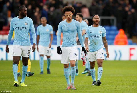 CHÙM ẢNH: Cả Premier League như sống lại khi Man City lỡ cơ hội đi vào lịch sử châu Âu