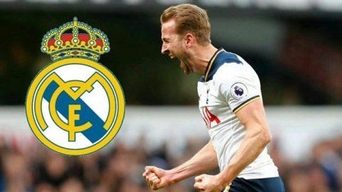 """Tiết lộ điều kiện """"tưởng không khó mà khó không tưởng"""" để Harry Kane gia nhập Real Madrid"""