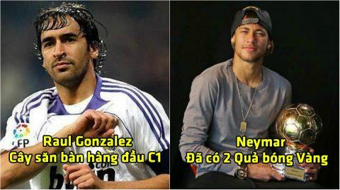 Thế giới bóng đá sẽ đảo lộn ra sao nếu Ronaldo và Messi không tồn tại: Neymar đã có 2 QBV