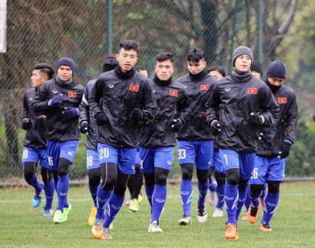 """Chủ nhà Trung Quốc """"chơi khăm"""" U23 Việt Nam trước ngày khai màn VCK U23 châu Á"""