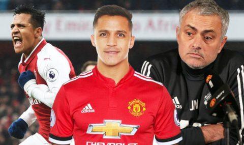 XÁC NHẬN: Mourinho gia hạn đến năm 2021; Sanchez chắc chắn ra mắt trận MU vs Burnley
