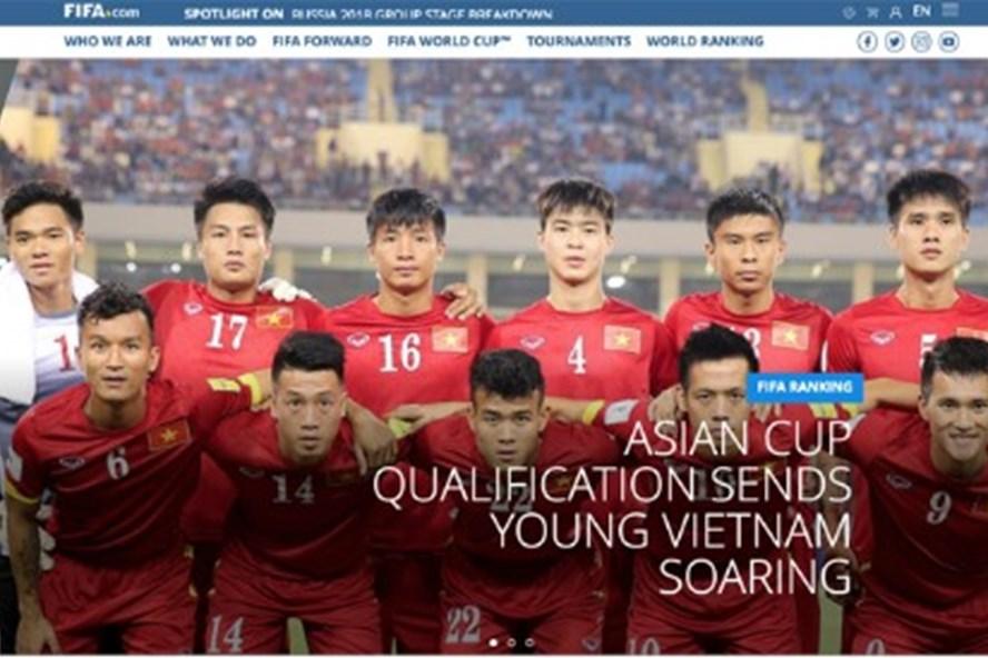 FIFA bất ngờ khen Việt Nam: Cả châu Á không đội nào làm được như họ