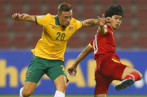 U23 Việt Nam vs U23 Australia: Quá khứ ngọt ngào của Công Phượng