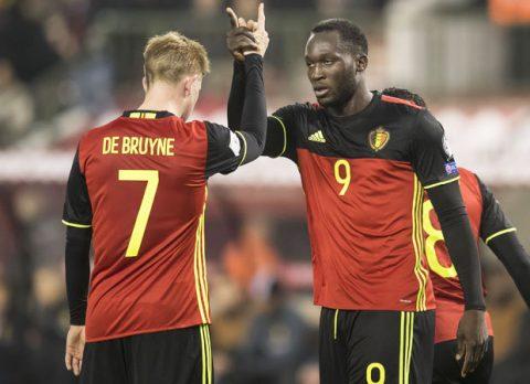 """Không phải De Bruyne hay Lukaku, đây mới là """"Cầu thủ xuất sắc nhất nước Bỉ năm 2017"""""""