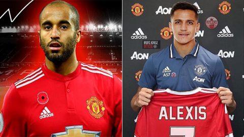 CHUYỂN NHƯỢNG M.U ngày 15/1: Chính thức mua Sanchez vào ngày mai; Sẽ mua tiếp Lucas Moura