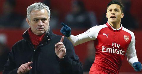 Đại thắng Stoke, Jose Mourinho công khai nói về vụ Sanchez khiến fan thấp thỏm