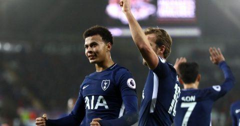 Kết quả Swansea – Tottenham: Thử thách bản lĩnh, định đoạt phút 89