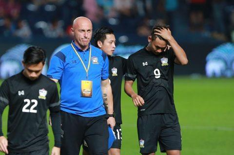CĐV Đông Nam Á nói gì về trận thua tan nát của của U23 Thái Lan trước Palestine?