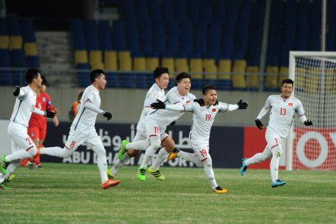 HLV Lê Thụy Hải: U23 Việt Nam thua nhưng bàn thắng đẹp tuyệt vời