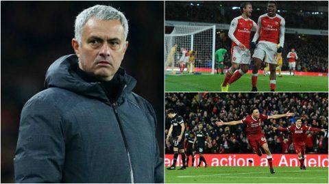 """10 thống kê đáng chú ý trước vòng 24 Premier League: Quỷ đỏ rất """"hào phóng"""""""