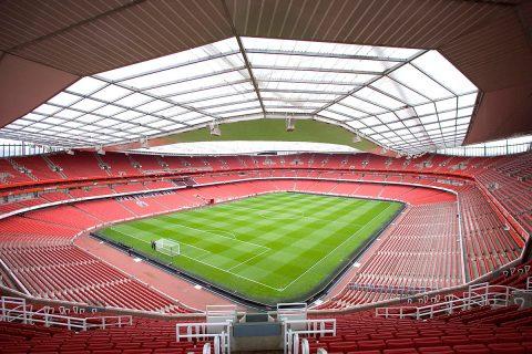 Các SVĐ Ngoại hạng Anh có kích thước mặt sân khác nhau thế nào?